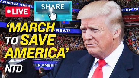 Marcha para Salvar a América