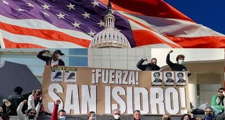 Senado EEUU presenta resolucion a favor del Movimiento San Isidro