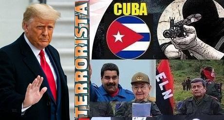 Trump ampliara sanciones contra el castrocomunismo
