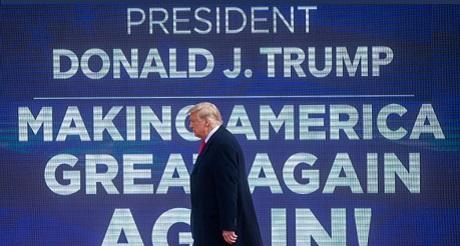 Trump listo para ayudar candidatos del Partido Republicano