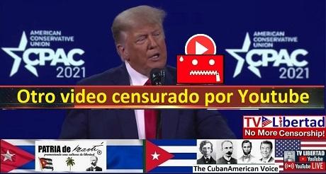 Discurso del presidente Trump en CPAC 2021