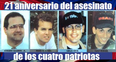 21 Aniversario Del Asesinato 4 Patriotas
