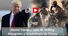 Afganistán y la estrategia de Trump