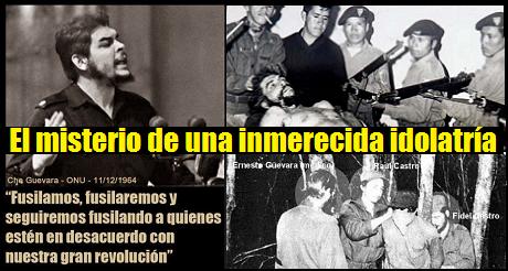 Che Guevara Inmerecida Idolatria