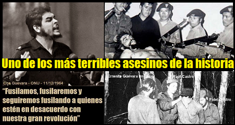 Sobre el Che  Un terrible asesino - Patria de Martí 63928b30331