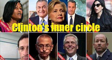 Clinton Circle And Famlilies