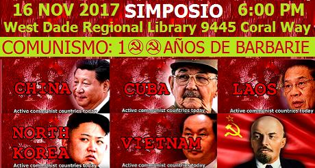 Invitación al Simposio Comunismo: 100 Años</a alt=