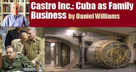 Cuba as family business