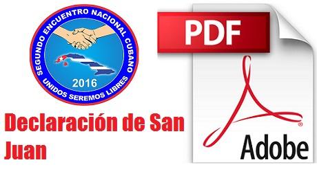 Declaracion de San Juan download