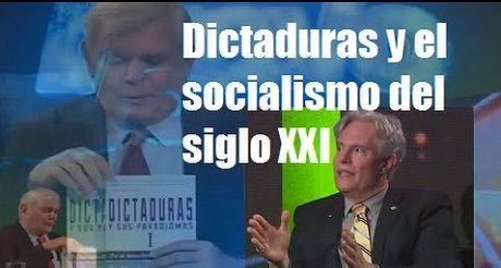 Dictadura socialismo siglo XXI
