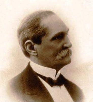 Don Tomas Estrada Palma primer presidente de la republica de Cuba