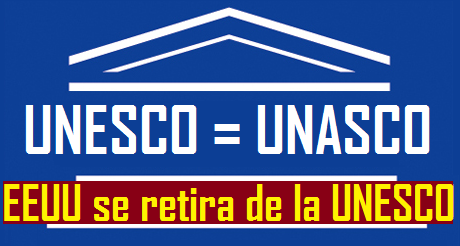 EEUU Se Retira De La UNESCO