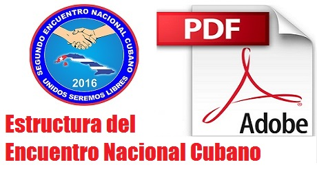 Estructura del encuentro nacional cubano download