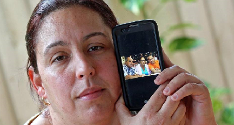 Geidy Caraballo foto Aquilino Caraballo Georgina