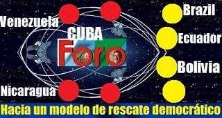 Hacia un modelo de rescate democratico en Bolivia