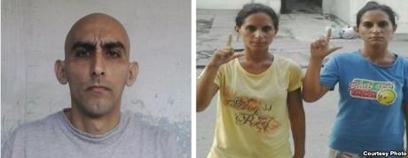 Hermanos holguineros en Huelga de Hambre Cuba