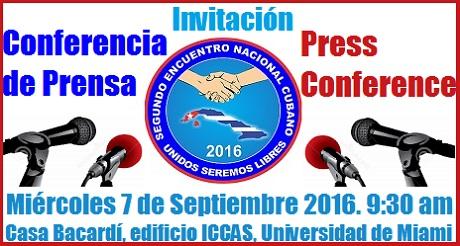 Invitacion conferencia de prensa II ENC