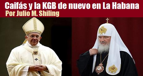 Kaifas y la KGB en la Habana