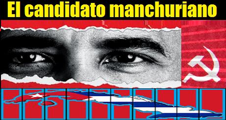 Obama el candidato Manchuriano y Cuba