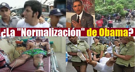 Obama llama normalizacion en Cuba