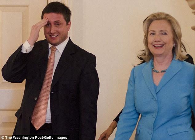 Phillipe Reines Hillary Clinton