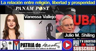 La relación entre religión, libertad y prosperidad