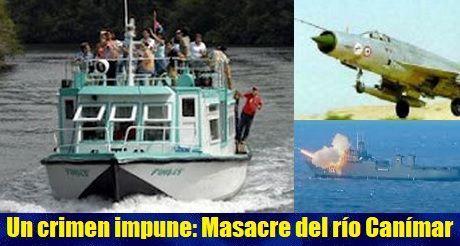 Un crimen impune: A 40 años de la masacre del río Canímar