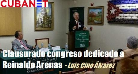 Universidad de Miami congreso Reinaldo Arenas cultura cubana1