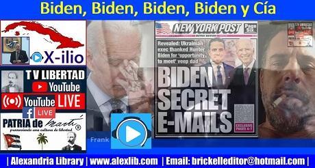 Podcast Biden, Biden, Biden, Biden y Compañía