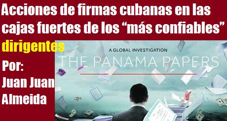 acciones firmas cubanas
