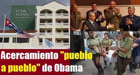 Acercamiento Pueblo Pueblo De Obama