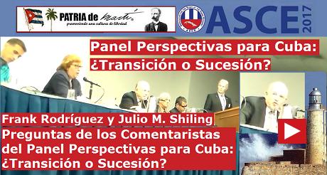 Frank Y Julio Panel Perspectivas Para Cuba FB