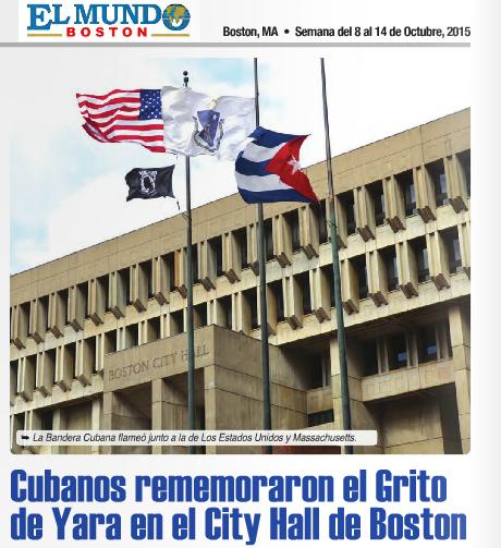 cubanos rememoraron grito de yara en boston o