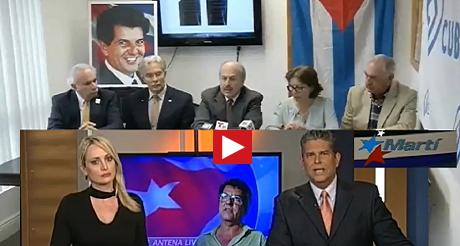Conferencia De Prensa Miami Premio Osvaldo Paya FB