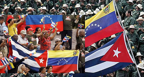 Constituyente Venezuela Cuba