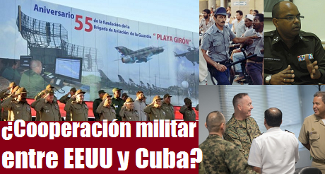 Cooperacion Militar EEUU Cuba