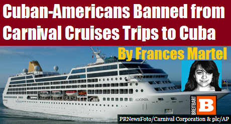 Cuban Americans Banned From Carnival