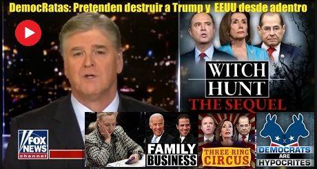 Destruir A Trump Y EEUU Desde Adentro
