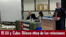 eeuu Cuba Dilema etico relaciones