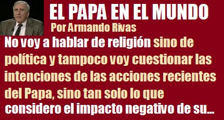 El Papa En El Mundo