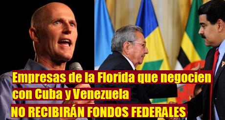 Empresas Que Negocien Con Cuba Venezuela