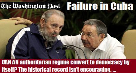 failure in Cuba