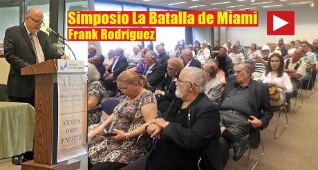 Frank Rodriguez Simposio Batalla De Miami FB