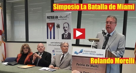 Rolando Morelli La Batalla De Miami FB