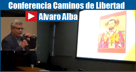 Alvaro Alba Caminos De Libertad FB