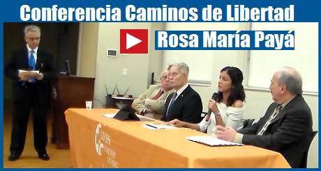 Ponencia Rosa Maria Paya Caminos De Libertad FB