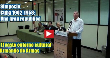 Cuba 1902 1958 El Vasto Entorno Cultural FB