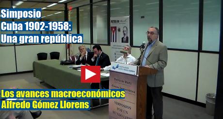 Cuba 1902 1958 Los Avances Macroeconomicos FB