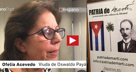 Reportaje de HispanoPost Simposio El legado de Oswaldo Payá