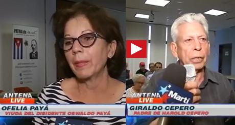 Reportaje de Martí Noticias Simposio El legado de Oswaldo Payá